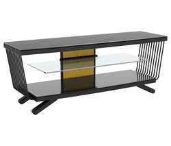 AVF Flow 1250 TV Stand - Black