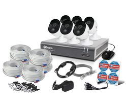 SWANN SODVK-845806 Full HD Smart Home Security System