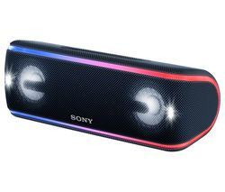 SONY SRS-XB41 Portable Bluetooth Speaker - Black