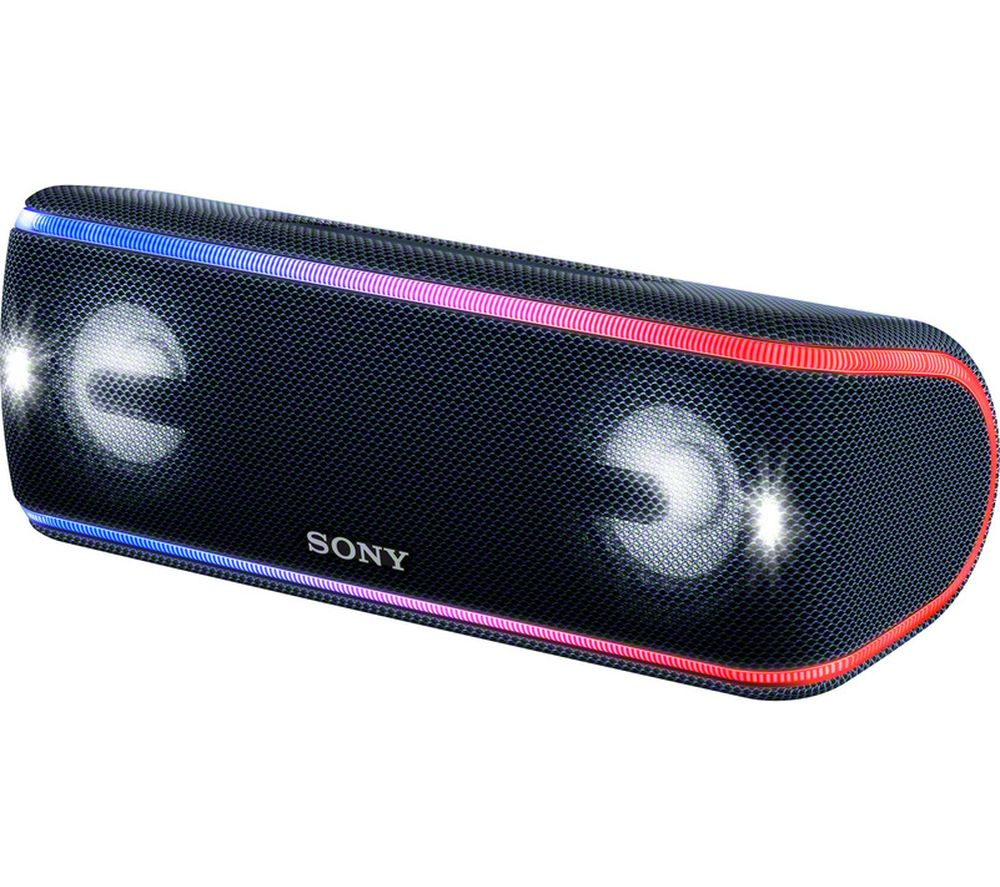 Buy SONY SRS-XB41 Portable Bluetooth Speaker - Black