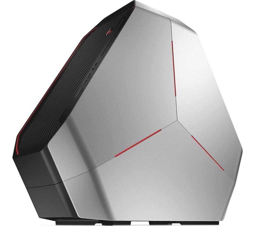 ALIENWARE Area 51 Ryzen Threadripper GTX 1080 Ti Gaming PC - 2 TB HDD & 512 GB SSD