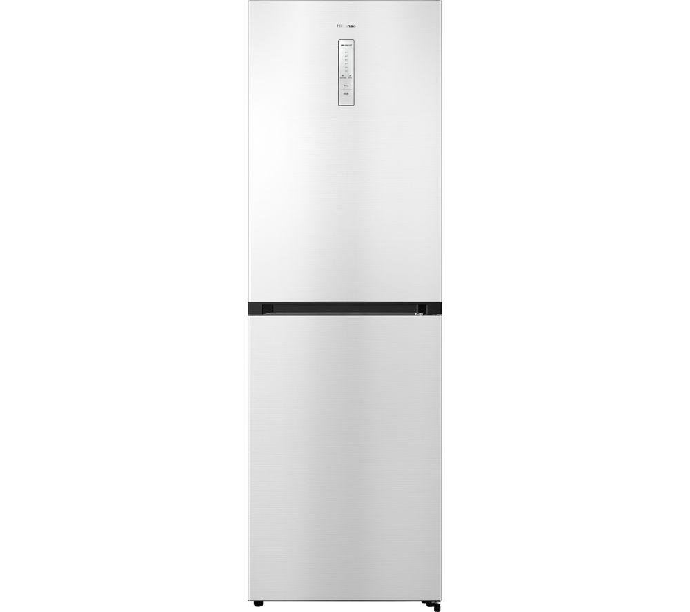 HISENSE RB411N4BW1 50/50 Fridge Freezer - White