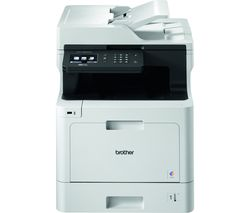 BROTHER MFC-L8690CDW All-in-One Wireless Laser Colour Printer with Fax