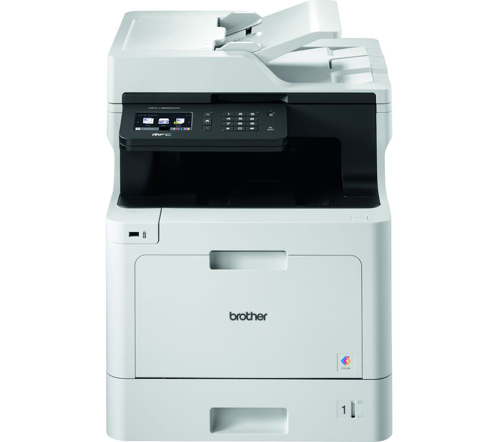 BROTHER MFC-L8690CDW All-in-One Wireless Laser Printer with Fax