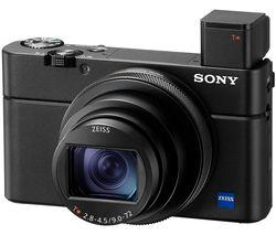 Cyber-shot DSC-RX100 VI High Performance Compact Camera - Black