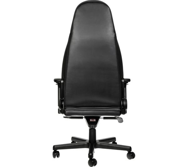 Admirable Gc 00R Nc Noblechairs Icon Gaming Chair Black Gold Ibusinesslaw Wood Chair Design Ideas Ibusinesslaworg