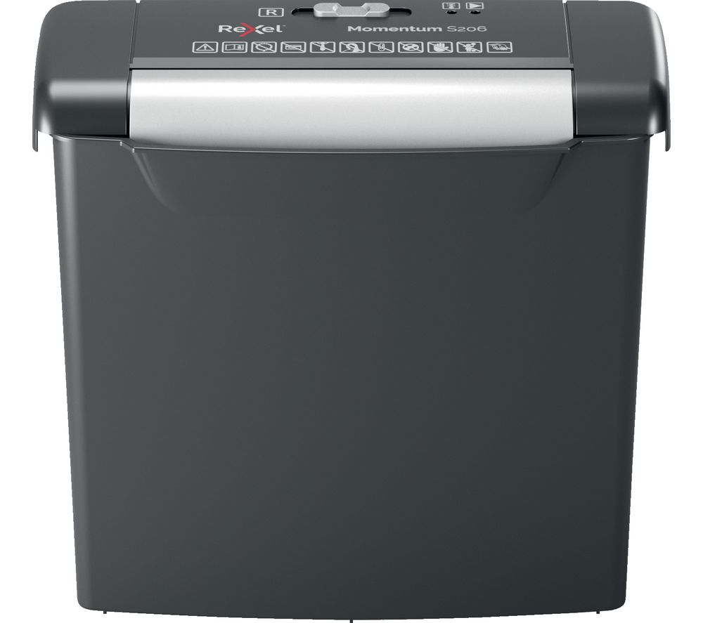 REXEL Momentum S206 Strip Cut Paper Shredder