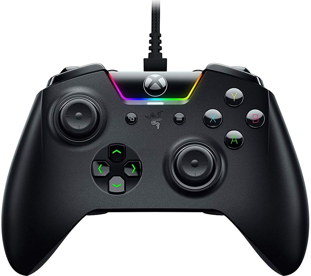 RAZER Wolverine Tournament Edition Gamepad - Black, Black