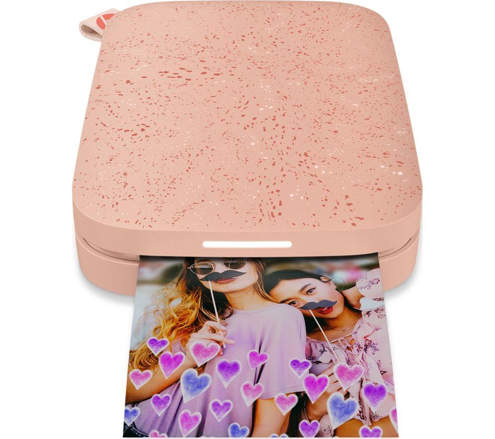 HP Sprocket 200 Mobile Photo Printer - Blush