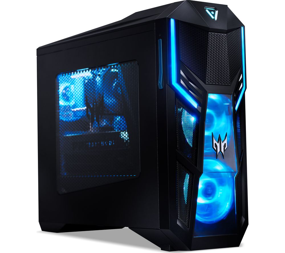 Image of Predator Orion 5000 Gaming PC - Intel®? Core™? i7, RTX 2080, 1 TB HDD & 512 GB SSD