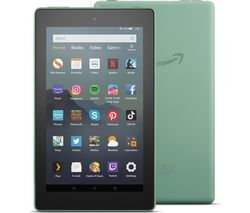 Fire 7 Tablet (2019) - 16 GB, Sage Green