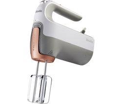 BREVILLE HeatSoft VFM021 Hand Mixer - White