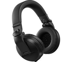 PIONEER DJ HDJ-X5BT-K Wireless Bluetooth Headphones - Black