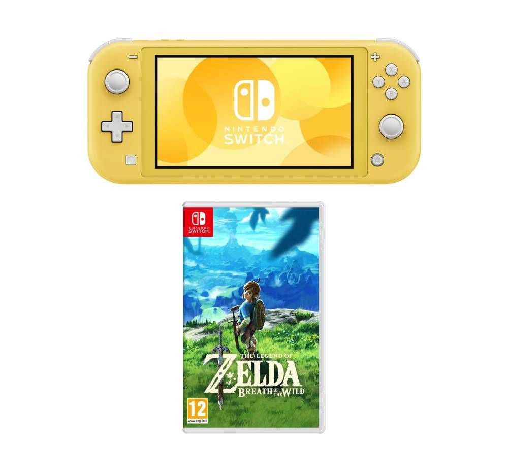 Breath of the Wild Light Switch Cover Zelda