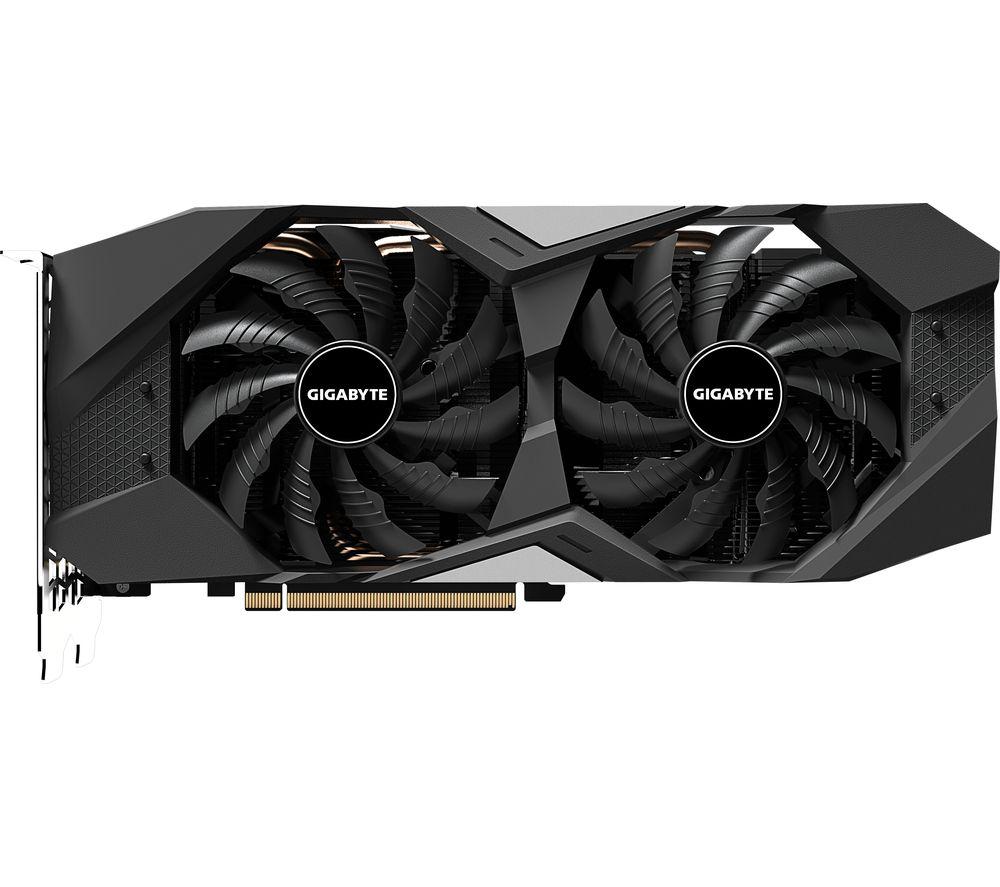 GeForce RTX 2060 Super 8 GB WINDFORCE OC Graphics Card