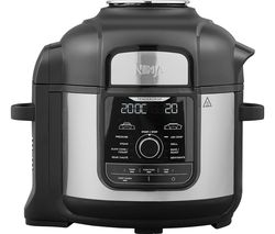Foodi Max OP500UK Multi Pressure Cooker & Air Fryer - Black & Silver