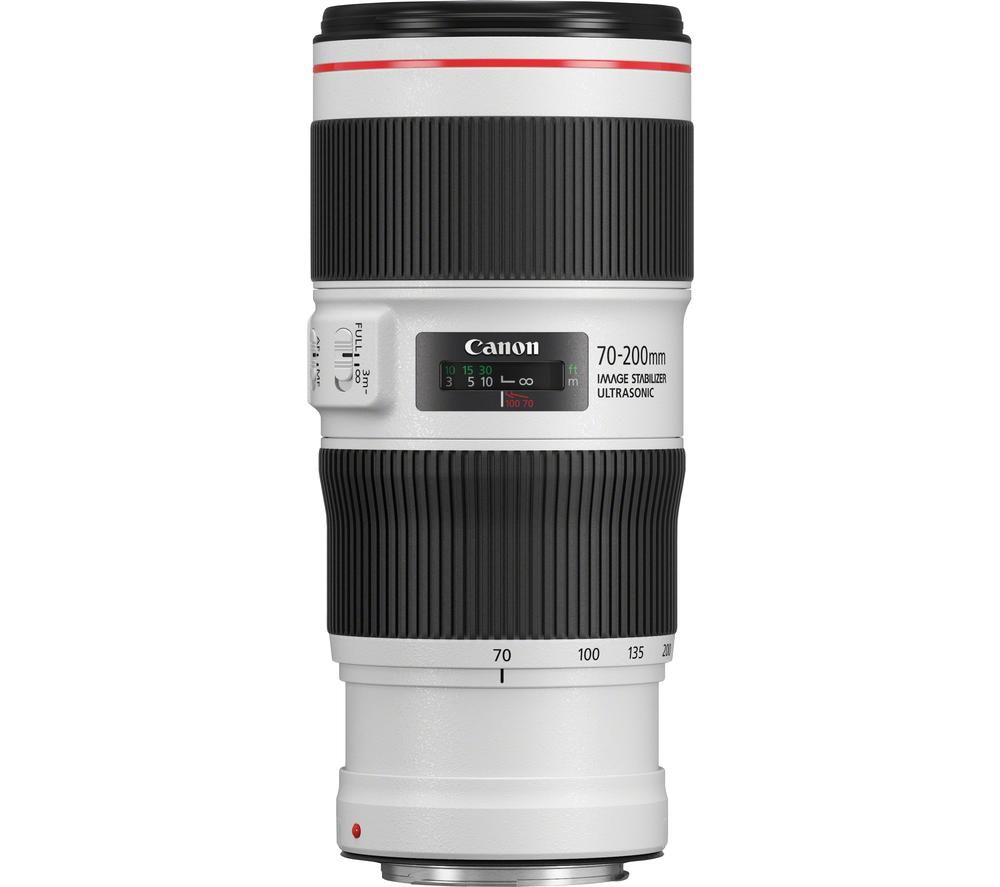 CANON EF 70-200 mm f/4 IS II USM Telephoto Zoom Lens