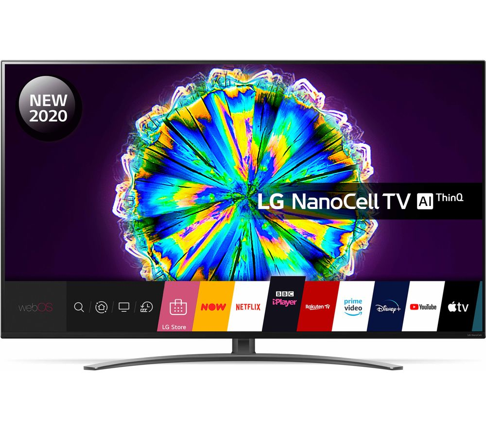 "Image of 49"" LG 49NANO866NA Smart 4K Ultra HD HDR LED TV with Google Assistant & Amazon Alexa"