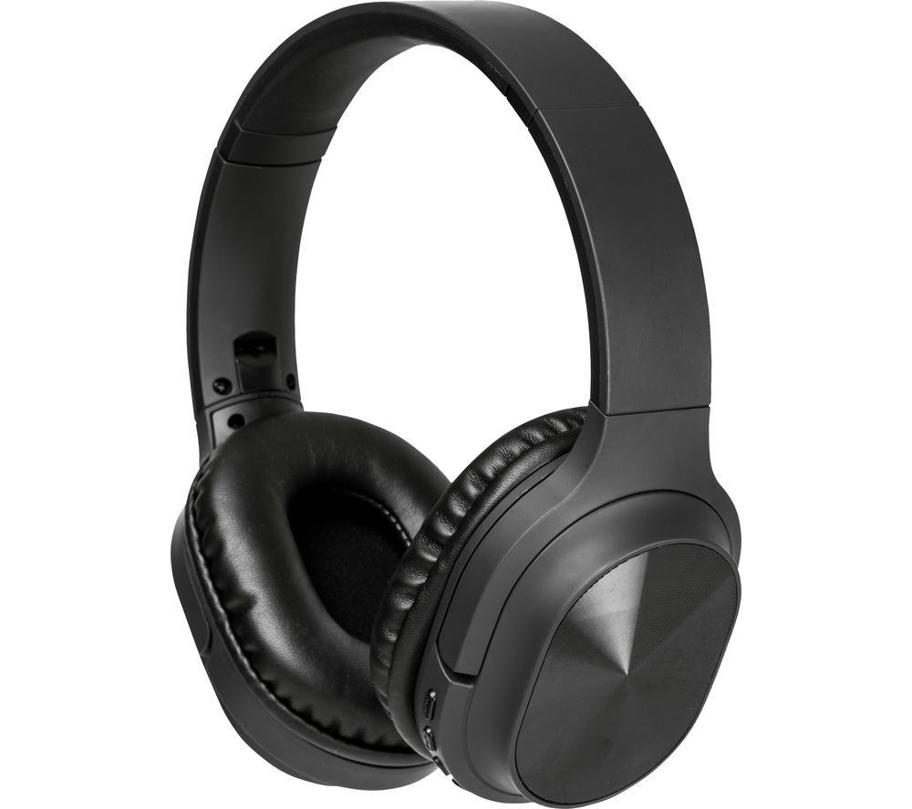 DAEWOO AVS1326 Wireless Bluetooth Headphones - Black