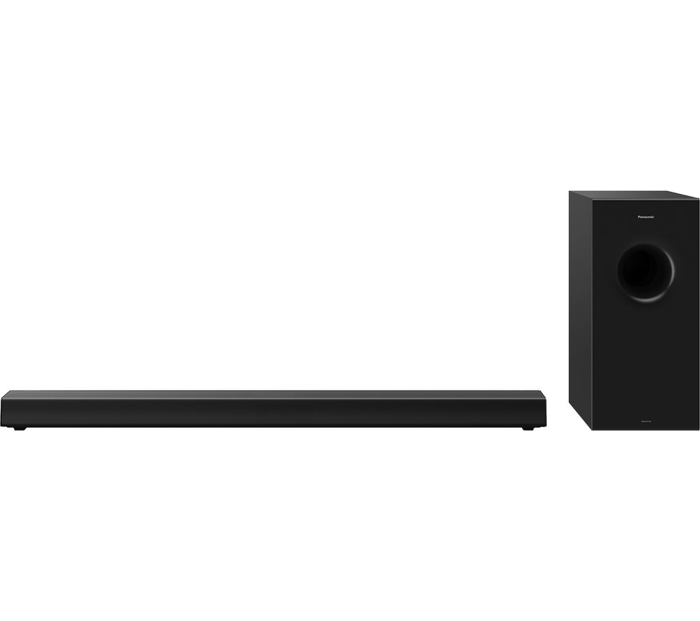 PANASONIC SC-HTB600EBK 2.1 Wireless Sound Bar with Dolby Atmos