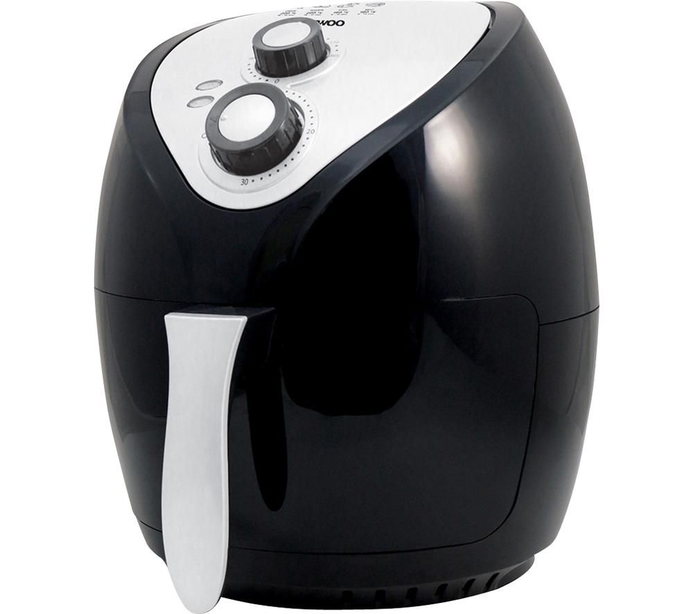 DAEWOO SDA1553 Air Fryer - Black, Black