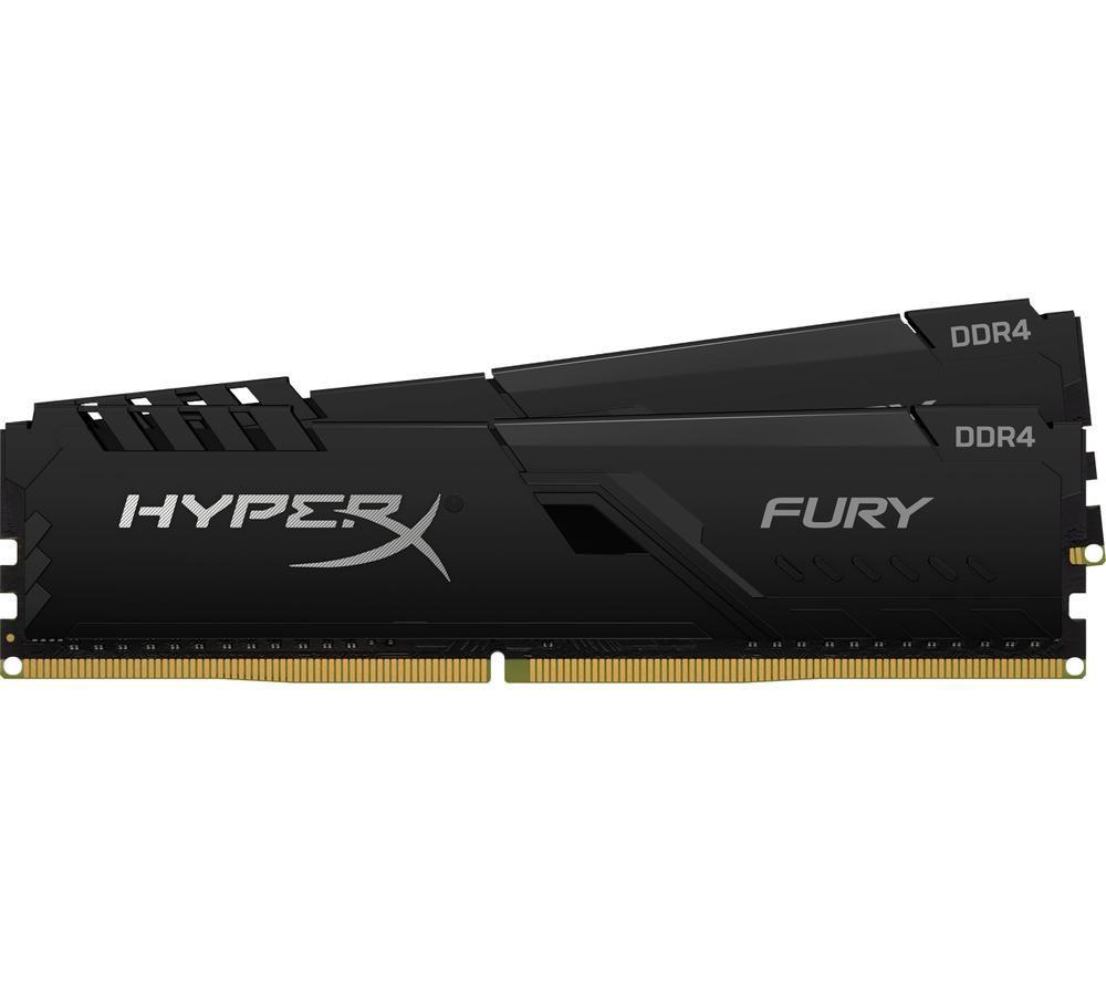 HYPERX FURY DDR4 3000 MHz PC RAM - 8 GB x 2