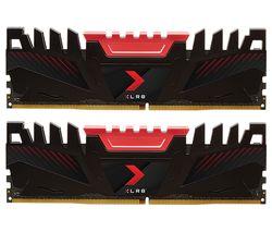 XLR8 DDR4 3200 MHz PC RAM - 8 GB x 2