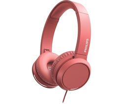 TAH4105RD/00 Headphones - Red
