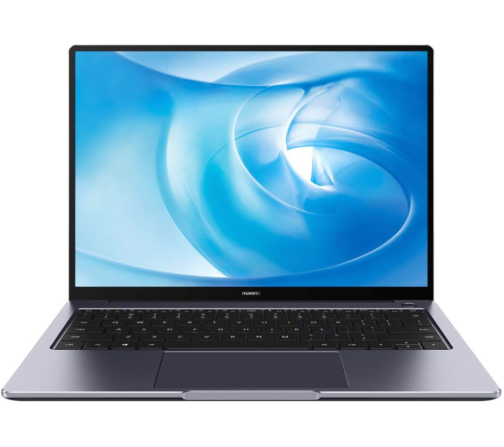"Image of HUAWEI MateBook 14"" Laptop - AMD Ryzen 5, 256 GB SSD, Grey, Grey"