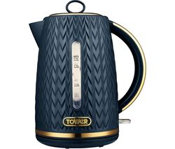 Empire Collection T10052MNB Jug Kettle - Midnight Blue