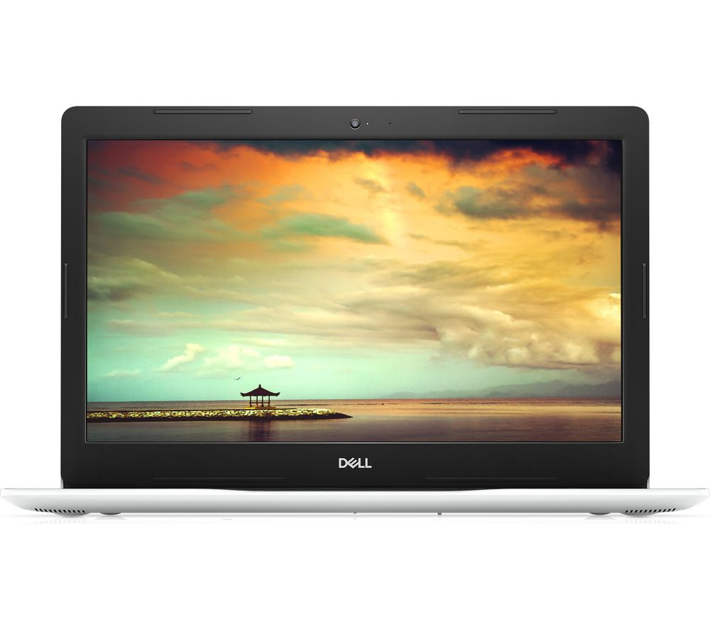 "Image of DELL Inspiron 15 3593 15.6"" Laptop - Intel®Core™ i5, 256 GB SSD, White, White"