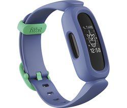 Ace 3 Kid's Fitness Tracker - Blue & Green, Universal