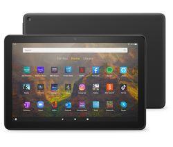 """Fire HD 10 10.1"""" Tablet (2021) - 32 GB, Black"""