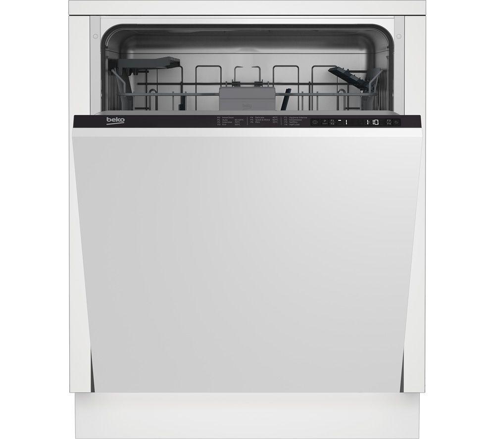 BEKO BDIN26430 Full-size Fully Integrated Dishwasher
