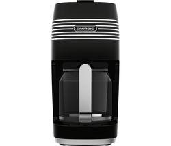 KM7850B Filter Coffee Machine - Black