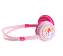 DISNEY Princess Kids Headphones - Pink
