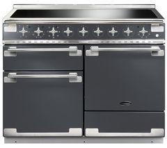 RANGEMASTER Elise 110 Electric Induction Range Cooker - Slate & Chrome