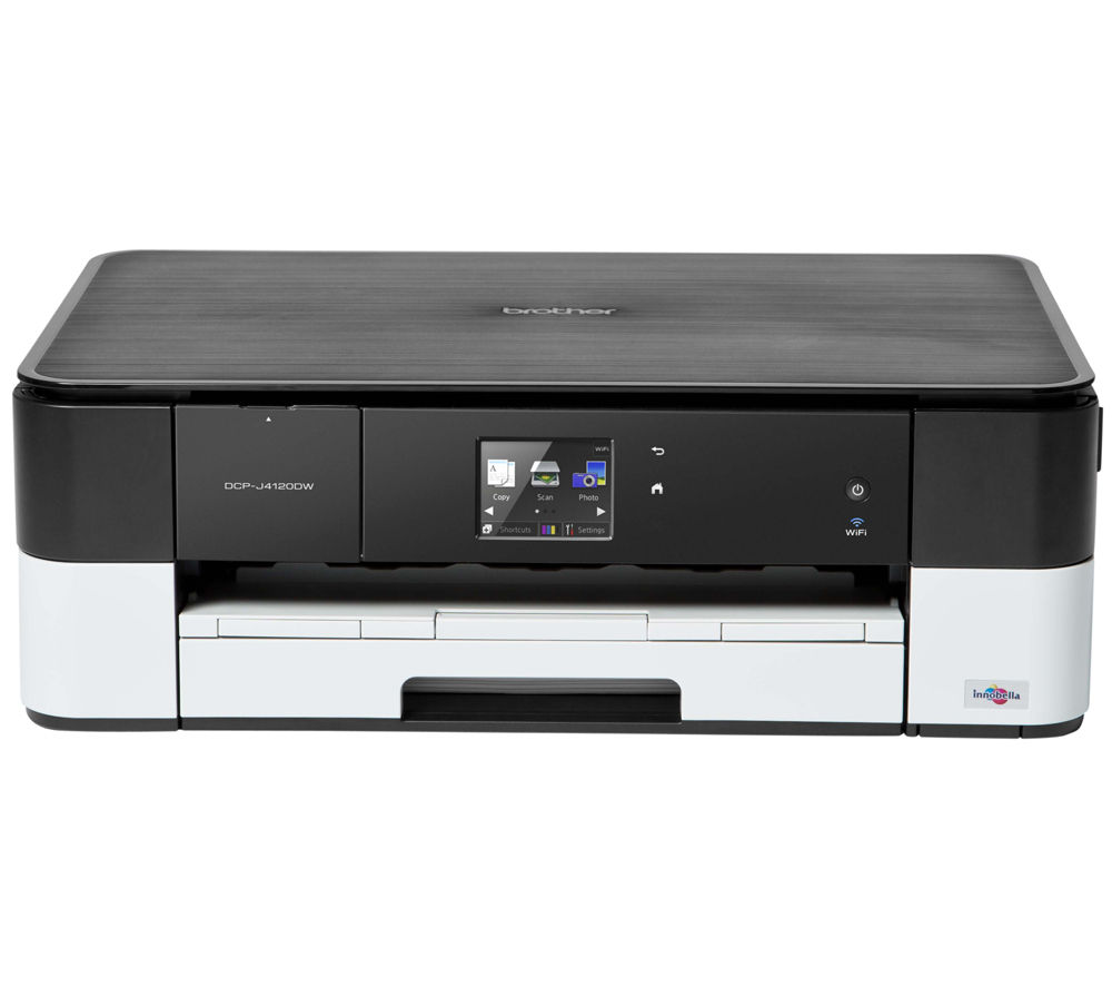 Compare prices for Brother DCPJ4120DW All In One Wireless A3 Inkjet Printer
