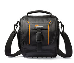 Image of LOWEPRO Adventura SH 140 ll DSLR Camera Bag - Black