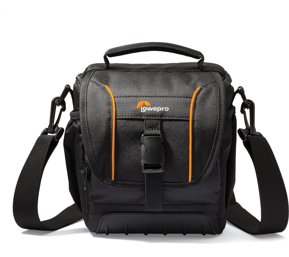 Image of LOWEPRO Adventura SH 140 ll DSLR Camera Bag - Black, Black