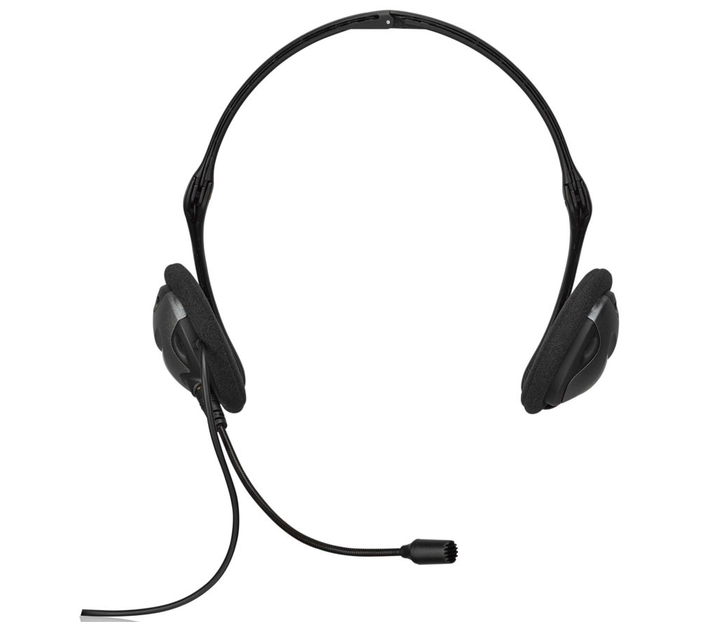 ADVENT AHSNB16 2.0 Headset - Black