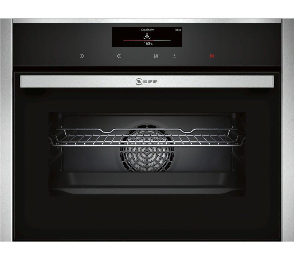 NEFF C28CT26N0B Electric Oven - Stainless Steel