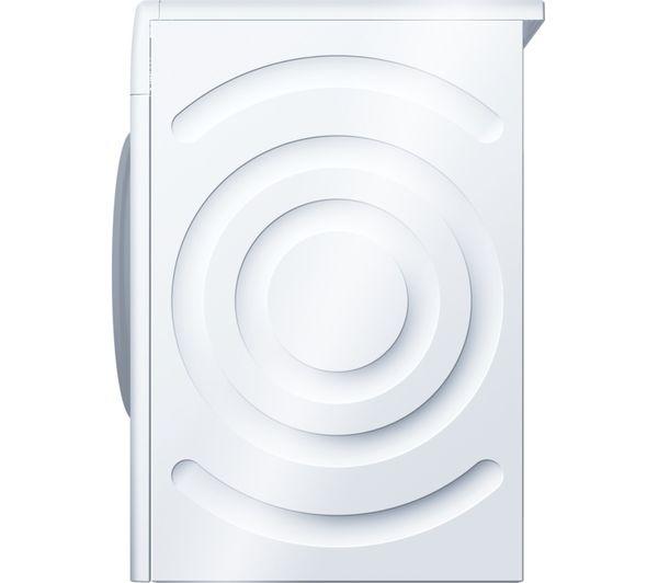 Currys White BOSCH Serie 4 WTN85200GB Condenser Tumble Dryer