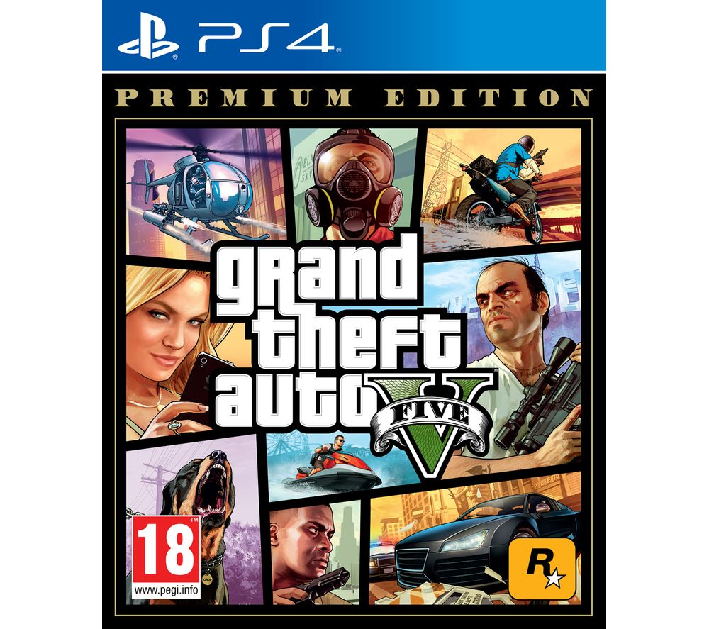 Compare prices for Playstation 4 Grand Theft Auto V