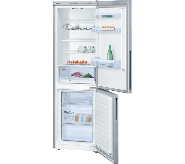 Buy Bosch Kgv36vl32g Fridge Freezer Silver Free