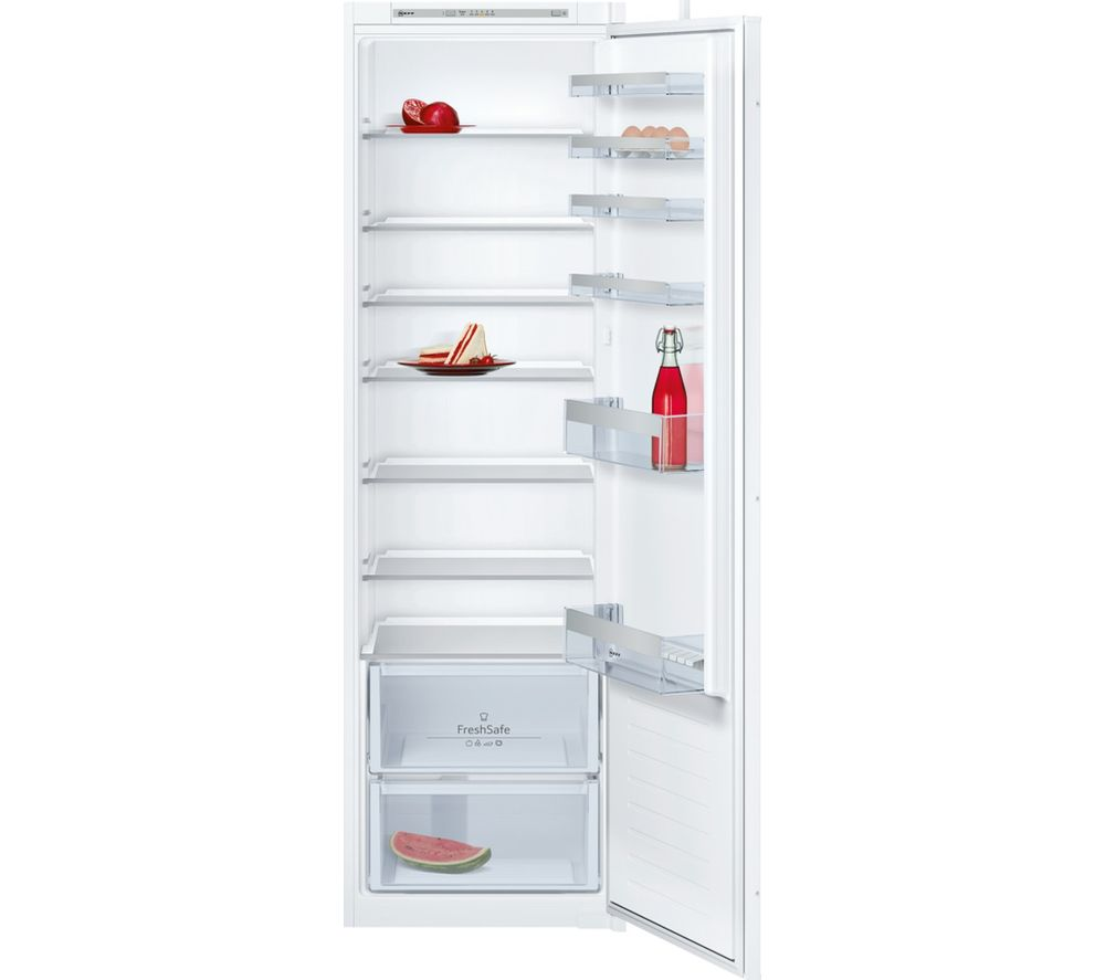NEFF KI1812S30G Integrated Tall Fridge