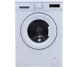 ESSENTIALS C812WM17 8 kg 1200 Spin Washing Machine - White