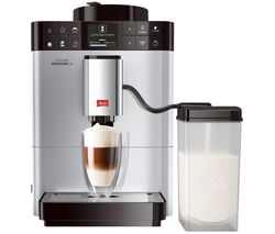 MELITTA Caffeo Passione OT F53/1-101 Bean to Cup Coffee Machine - Silver