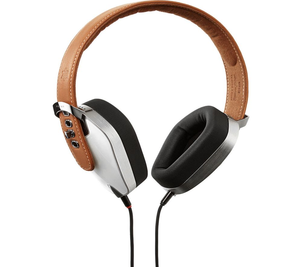 PRYMA HDP0101FIN Headphones - Coffee & Cream