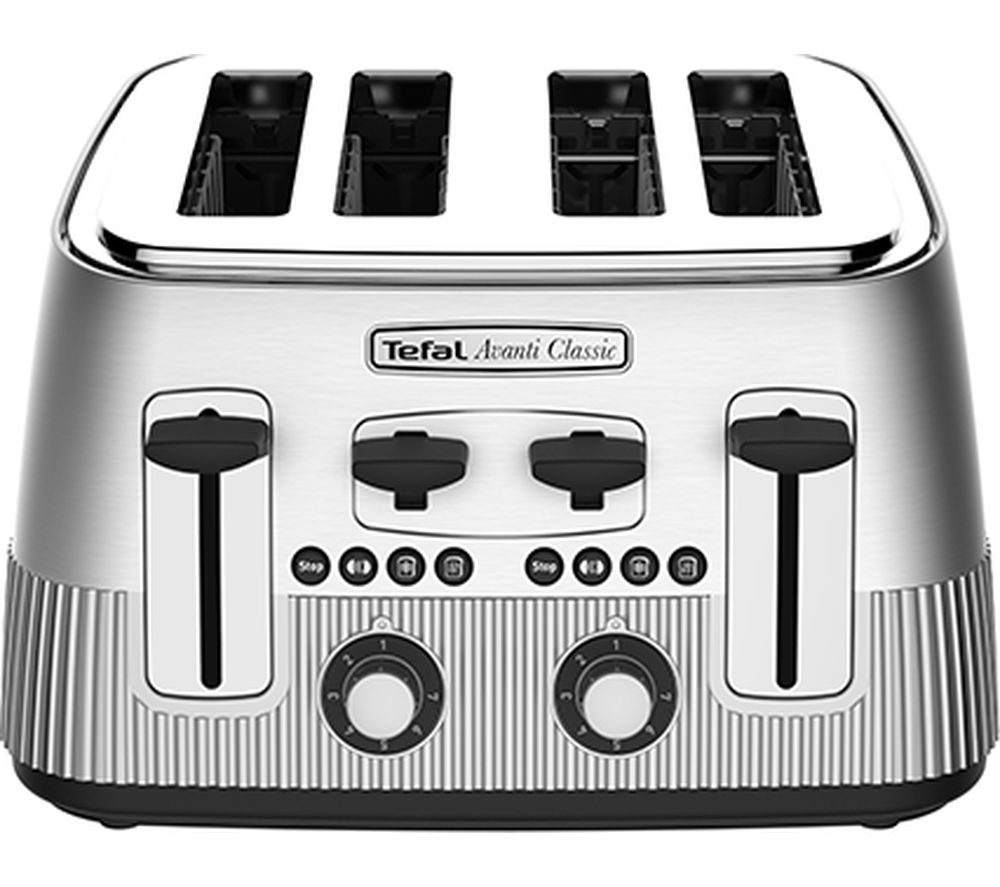 Compare prices for Tefal Avanti Classic 4-Slice Toaster